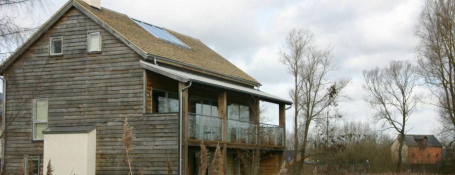 Vakantiewoning met veranda en overdekt terras