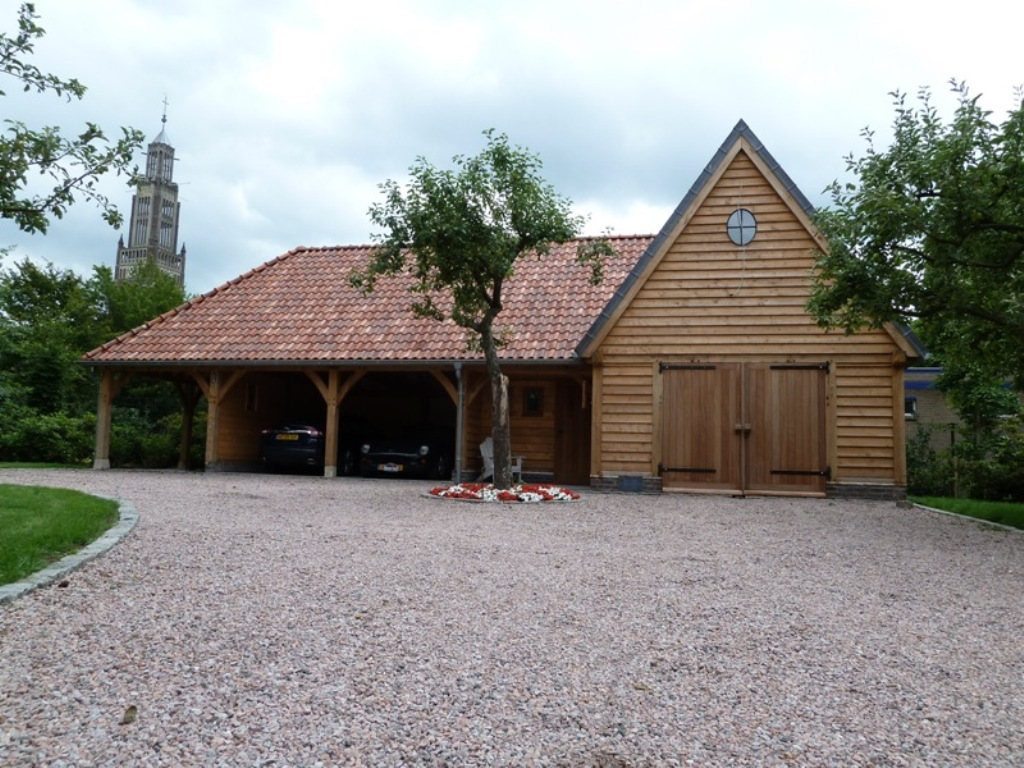 Garage Met Carport : Eyckenhout carports garages